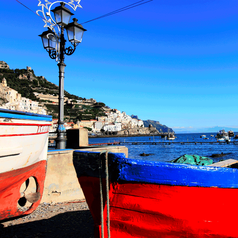 Cetara boats