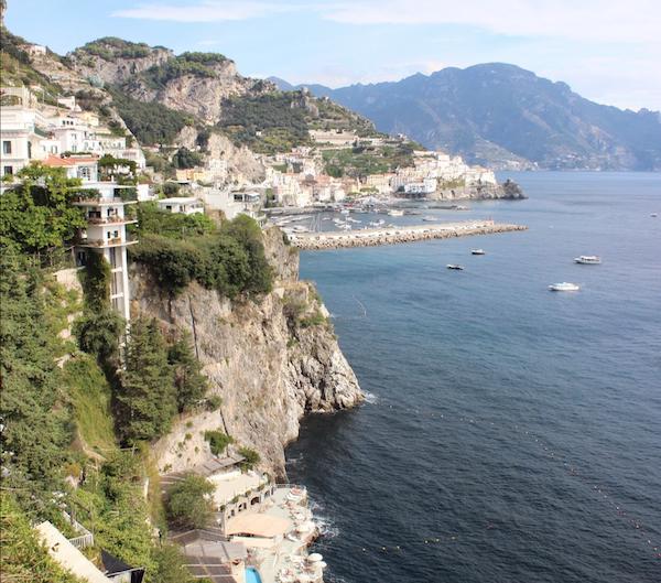 Agerola Amalfi Coast