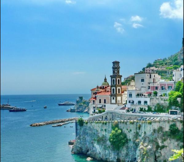 Atrani Amalfi Coast